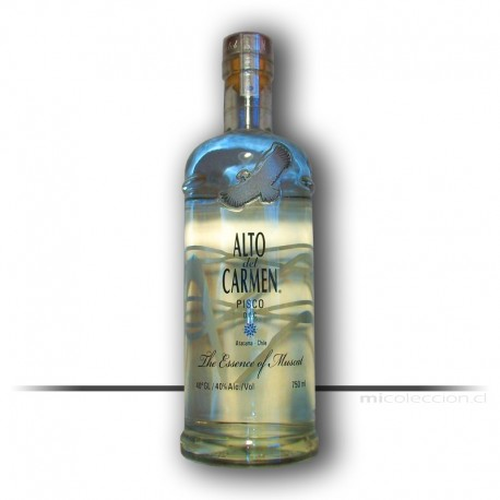 Alto del Carmen - The Essence of Muscat 40°