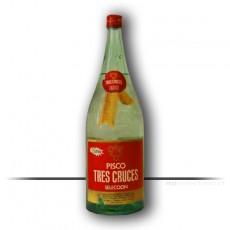 Pisco Tres Cruces 100 años - Selección 30°