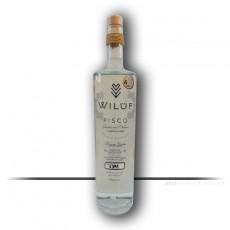 Wiluf - Pisco Double Distilled 40º