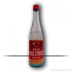 Pisco Tres Cruces - Selección 30ª