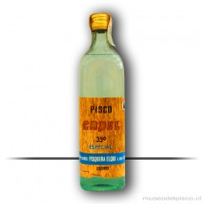 Pisco Capel - Especial 35º